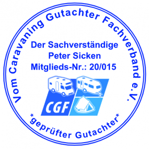 Logo Caravan Gutachter